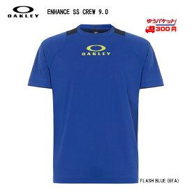 オークリー Tシャツ OAKLEY Enhance SS Crew 9.0 [457719-6FA]