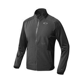 オークリー OAKLEY ジャージ ジャケット ブラック Enhance Technical Jersey Jacket 8.0 02E BLACK OUT 434194JP-02E