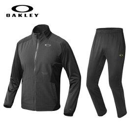 オークリー OAKLEY ジャージ セット ブラック Enhance Technical Jersey 8.0 BLACK OUT 434194JP-422431JP-02E XXS(140cm)