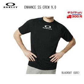 オークリー Tシャツ OAKLEY Enhance SS Crew 9.0 [457719-02E]