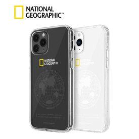 公式ライセンス品 National Geographic iPhone 12 mini(5.4インチ)Global Seal Jell Hard Case TPUとポリカーボネートのケース NG19618i12