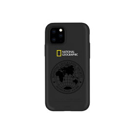 National Geographic iPhone 11 Pro Max 6.5インチ Global Seal Double Protective Case ブラック 代表的なデザイン NG17189i65R