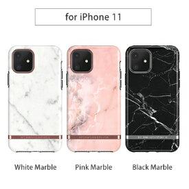 Richmond & Finch iPhone 11 6.1インチ FREEDOM CASE マーブル 北欧デザイン大理石柄がおしゃれ RF17985i61R RF17986i61R RF17987i61R