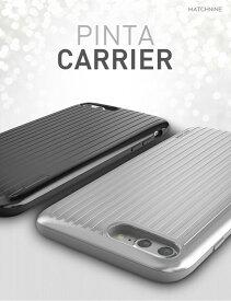 <Matchnine(マッチナイン)>【iPhone 8 Plus/7 Plus 5.5インチ】 PINTA CARRIER キャリーバックのような立体感のある3Dパターンデザイン MN89170i7SP