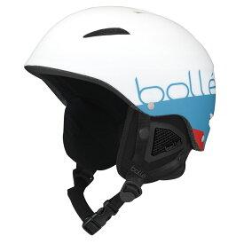 bolle (ボレー) ヘルメット B-STYLE 18-19 ビースタイル マットホワイトブルー ボレー bolle 31697 31698