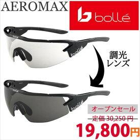 bolle (ボレー) 調光レンズ サングラス AEROMAX 12475 エアロマックス メンズ スポーツ サングラス ゴーグル