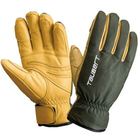 TAUBERT(トーバート) スキーグローブ Full Leather SLOPE オリーブ 20-21 トーバート