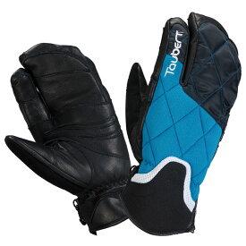 TAUBERT(トーバート) スキーグローブ フィンガー3+i ブルー/ブラック 20-21 トーバート