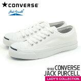 【CONVERSE】JACKPURCELL(コンバースジャックパーセル)WHITE[レディース]