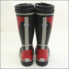 【DUNLOP】ダンロップドルマンG286レインブーツ2色(ネイビー、レッド)春夏モデル長靴メンズ防滑完全防水中敷