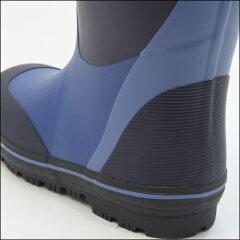 【長靴ミツウマ】フリスクライトNo.31MUCEクロコンオレンジ冬用防滑防寒長靴メンズ冬用雪除雪完全防水スノーブーツセラミックスパイク