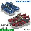 【Sスケッチャーズ】キッズジュニアフレックスサンダルカジュアル男の子子供用靴ボーイズグレー/レッドネイビー/ブルーSKECHERSC-FLEXSANDAL17-22cm97810LCCRDNVBL