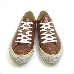 【SPINGLEMOVE】スピングルムーブSPM-070CAMEL(キャメル)madeinjapanハンドメイド手作りスニーカー革靴メンズ