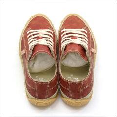 【SPINGLEMOVE】スピングルムーブSPM-115RED(レッド)[メンズサイズ]madeinjapanハンドメイド(手作り)スニーカー(革靴)【送料無料】