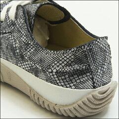 【SPINGLEMOVE】スピングルムーブSPM-124SILVER(シルバー)madeinjapanハンドメイド手作りスニーカー革靴クラッキングメンズ