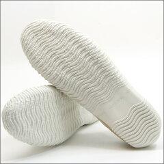 ポイント10倍!【SPINGLEMOVE】スピングルムーブSPM-132WHITEホワイトメンズサイズスニーカーカウレザー革靴型押しmadeinjapanハンドメイド手作り