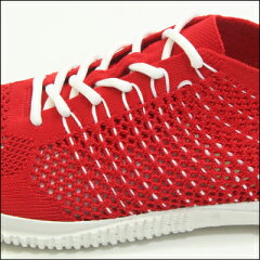 【SPINGLEMOVE】スピングルムーブSPM-527RED(レッド)madeinjapanハンドメイド手作りスニーカー革靴メンズ広島東洋カープ