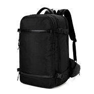 バックパックリュックサックアルパインバッグバッグ登山リュックかばん多機能男女兼用防水軽量丈夫大容量遠出通勤旅行出張補強ハンドル通気性柔軟性良いレインカバー付き