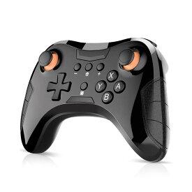 楽天ランキング1位獲得 Switch コントローラー Bluetooth 接続 無線 任天堂 Switch Pro コントローラー switch プロコン ワイヤレス Nintendo Switch 適用 pro コントローラー HD振動 連射ジャイロセンサー機能 送料無料