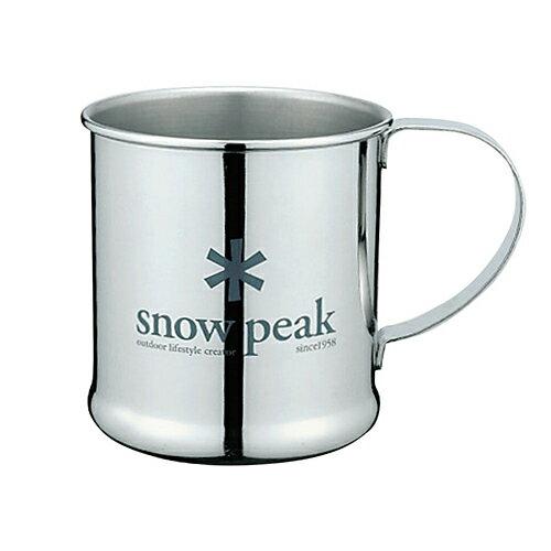 【ポイント5倍】スノーピーク snowpeak ステンレスマグカップ品番:E-010R【半期決算大感謝祭!5/18/10:00〜5/28/10:59】