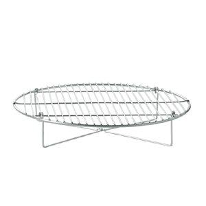 ユニフレーム UNIFLAME ダッチオーブン底上げネット 10インチ用(単品)品番:661734