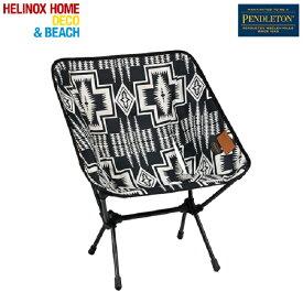 【送料無料】ペンドルトンxヘリノックス PendletonxHelinox ホームチェア1 / ハーディングブラック品番:19757004967000