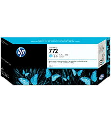 HP HP772 インクカートリッジ(ライトシアン300ml) CN632A(1個)【純正品】[送料無料]