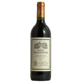 バロン・ブラッソニエ[2000] フランス AOCコート・ド・デュラス 赤ワイン 南西地方 750ML ギフト プレゼント父の日 お中元