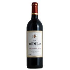 シャトー・トゥージナ[2001]AOCサンテミリオン・グランクリュ・クラッセ 赤 フランス ボルドー ギフト プレゼント ワイン 赤ワイン