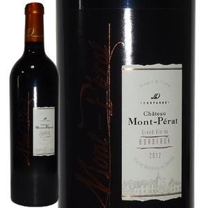 シャトー・モンペラ・ルージュ [2013] 神の雫 750ml・赤 CHATEAU MONT-PERAT ROUGE ボルドー wine bordeaux