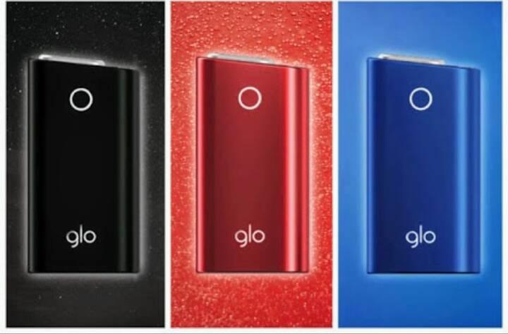 グロースターターキット 加熱式電子タバコ 電子タバコ グロー シルバー 青 赤 黒 スカイブルー シャンパンレッド ミッドナイトブラック セブンイレブン限定 ローソン限定 ファミリーマート限定 ファミマ限定 限定カラー