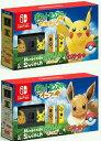 Nintendo Switch ポケットモンスター Let's Go! ピカチュウセット(モンスターボール Plus付き)ポケットモンスター…