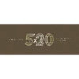 6月26日予約発売!! 5×20 All the BEST!! 1999-2019(初回限定盤1)/CD/JACA-5782