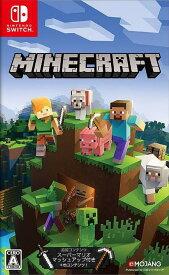 【新品】【パッケージ版】Minecraft/Switch/HACPAEUCA/A 全年齢対象 マイクラ スイッチ