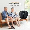 シックスパッド フットフィットライト 電池付きセット SIXPAD Foot Fit Lite EMS MTG 足裏 健康器具 フットフィット …