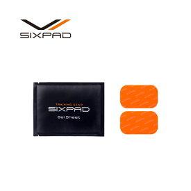 シックスパッド ボディフィット 高電導ジェルシート(2枚入り)×1箱 【メーカー公式店】 MTG EMS ジェルパッド EMS パッド sixpad シックスパッド ジェルシート 互換品ではございません