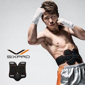 シックスパッド アームベルト SIXPAD 【メーカー公式店】 MTG EMS 腕 筋肉 筋トレ トレーニング 上腕二頭筋 上腕三頭筋 FNC2108