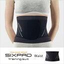 【新発売】 シックスパッド トレーニングスーツ ウエスト SIXPAD sixpad 着圧 インナーマッスル トレーニングウェア インナー 着圧補整機能 くびれ...