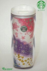 Starbucks スターバックス2010 さくら タンブラー桜 350ml(12oz)、ギフト包装☆スタバ/タンブラー/マグ/クリスマス/バレンタイン/ハロウィン/SAKURA