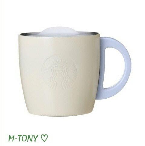 Starbucks スターバックスウィンター ステンレス マグアイボリー 355ml(12oz)☆ギフト包装発送☆スタバ/タンブラー/マグ