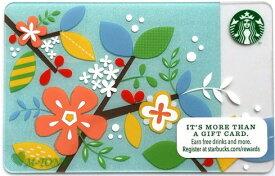 [送料無料]Starbucks スターバックスアメリカカード Spring Flowers米国カード/送料無料/クリックポスト発送/ギフト包装/海外限定品/日本未発売/スタバ/タンブラー/マグ/クリスマス/バレンタイン/ハロウィン