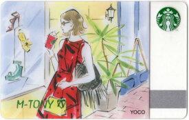 [送料無料]Starbucks スターバックス日本カード Woman カード/送料無料/クリックポスト発送/スタバ/タンブラー/マグ/クリスマス/バレンタイン/ハロウィン