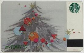 [送料無料]Starbucks スターバックスロシア カードクリスマス ホリデー ツリー カード/送料無料/クリックポスト発送/ギフト包装/海外限定品/日本未発売/スタバ/タンブラー/マグ/クリスマス/バレンタイン/ハロウィン