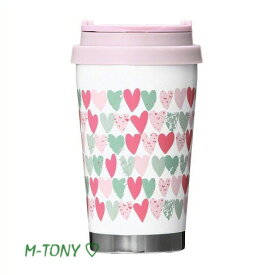 Starbucks スターバックス2018 バレンタイン ステンレス ToGo ロゴ タンブラー ハート355ml、ギフト包装発送/スタバ/タンブラー/マグValentine's Day