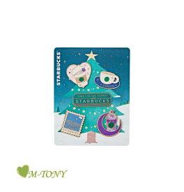 Starbucks スターバックスホリデー ワッペン ステッカー セット送料無料/クリックポスト発送/海外限定品/日本未発売/スタバ/タンブラー/マグ/クリスマス/バレンタイン/ハロウィン