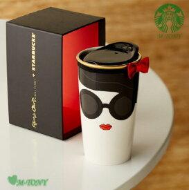 Starbucks スターバックスalice + olivia(アリス アンド オリビア)+スタバ マグカップ355ml(12oz)☆スタバ/タンブラー/マグ/クリスマス/バレンタイン/ハロウィン