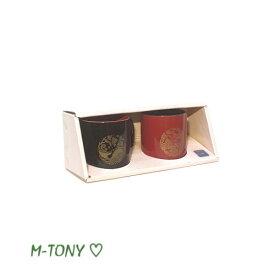 Starbucks スターバックスJAPAN 2011 Collectible Demi Setデミタスカップ2個セット 89ml(3oz)ギフト包装/スタバ/タンブラー/マグ/クリスマス/バレンタイン/ハロウィン