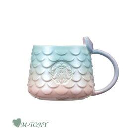 Starbucks スターバックス2021 サマー テール マグ Summer tail mug355ml 海外限定品/日本未発売/スタバ/タンブラー/マグ/クリスマス/バレンタイン/ハロウィン/Summer【売れ筋】【オススメ】