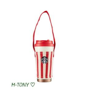 Starbucks スターバックス2019 SS ステンレス ToGo エルマホリデー スリーブ タンブラーSS holiday elma sleeve tumbler473ml(16oz)、ギフト包装/海外限定品/日本未発売/スタバ/タンブラー/マグ/クリスマス/バ