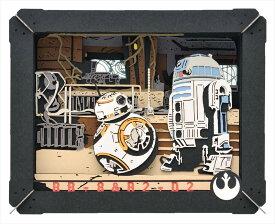 ペーパーシアター BB-8&R2-D2 PT-110